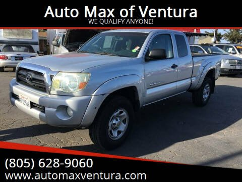 2006 Toyota Tacoma for sale at Auto Max of Ventura in Ventura CA