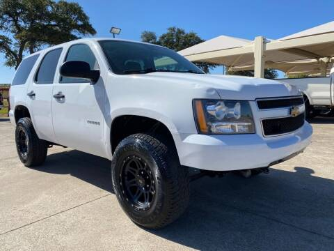 2014 Chevrolet Tahoe for sale at Thornhill Motor Company in Hudson Oaks, TX
