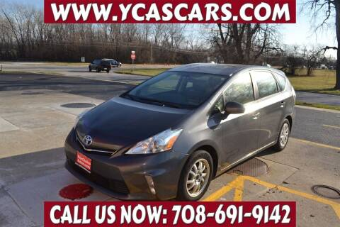 2012 Toyota Prius v for sale at Your Choice Autos - Crestwood in Crestwood IL