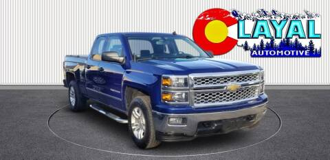 2014 Chevrolet Silverado 1500 for sale at Layal Automotive in Englewood CO