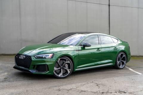 2019 Audi RS 5 Sportback for sale at Zadart in Bellevue WA