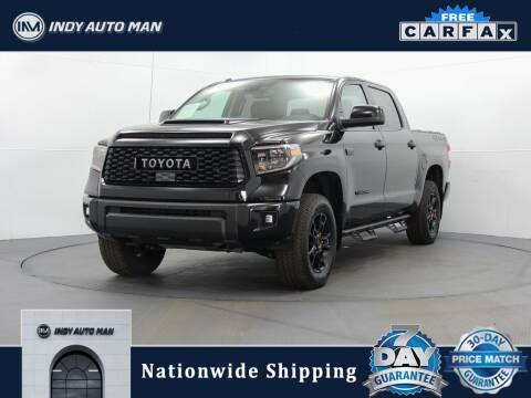 2019 Toyota Tundra for sale at INDY AUTO MAN in Indianapolis IN