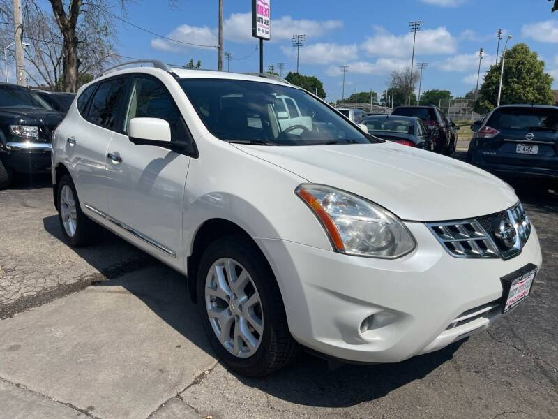 2013 Nissan Rogue for sale at Direct Auto Sales in Milwaukee WI