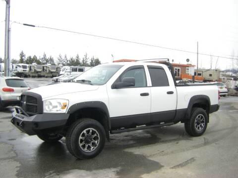 2007 Dodge Ram Pickup 2500 for sale at NORTHWEST AUTO SALES LLC in Anchorage AK