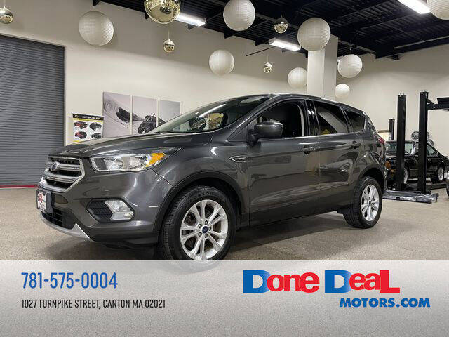 2017 Ford Escape for sale at DONE DEAL MOTORS in Canton MA