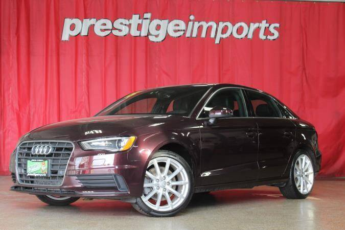 2015 Audi A3 for sale at Prestige Imports in St Charles IL