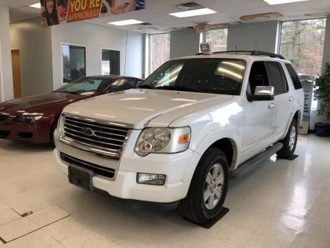 2010 Ford Explorer for sale at Grace Quality Cars in Phillipston MA