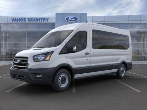 2020 Ford Transit Passenger for sale at Vance Fleet Services in Guthrie OK