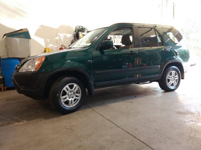 2003 Honda CR-V for sale at Great Lakes AutoSports in Villa Park IL