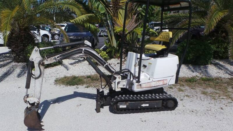 2005 Bobcat 316 for sale at Southwest Florida Auto in Fort Myers FL