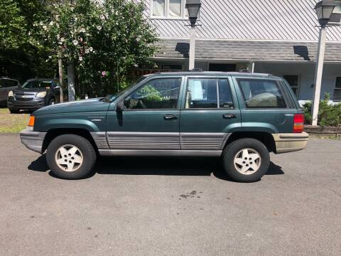 1995 Jeep Grand Cherokee for sale at 22nd ST Motors in Quakertown PA