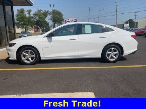 2018 Chevrolet Malibu for sale at Piehl Motors - PIEHL Chevrolet Buick Cadillac in Princeton IL