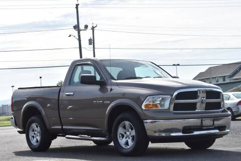 2010 Dodge Ram Pickup 1500 for sale at Broadway Garage of Columbia County Inc. in Hudson NY