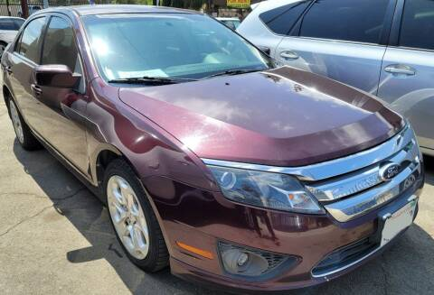 2011 Ford Fusion for sale at ZOOM CARS LLC in Sylmar CA