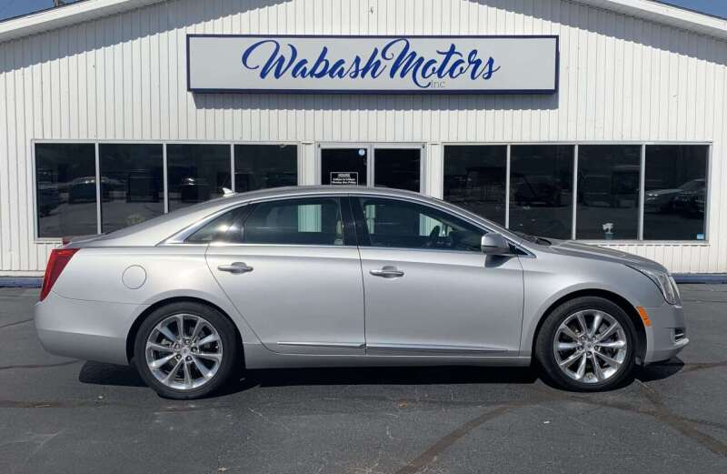 2013 Cadillac XTS for sale at Wabash Motors in Terre Haute IN