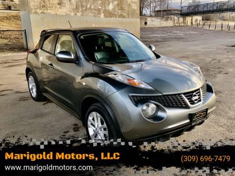 2011 Nissan JUKE for sale at Marigold Motors, LLC in Pekin IL