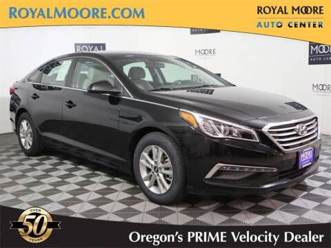 2015 Hyundai Sonata for sale at Royal Moore Custom Finance in Hillsboro OR