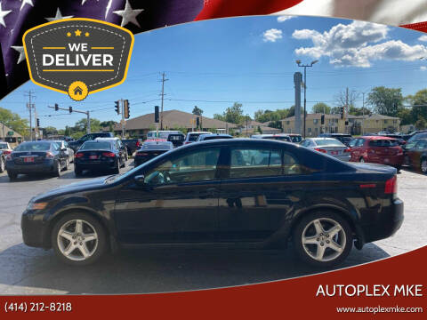 2006 Acura TL for sale at Autoplex 2 in Milwaukee WI