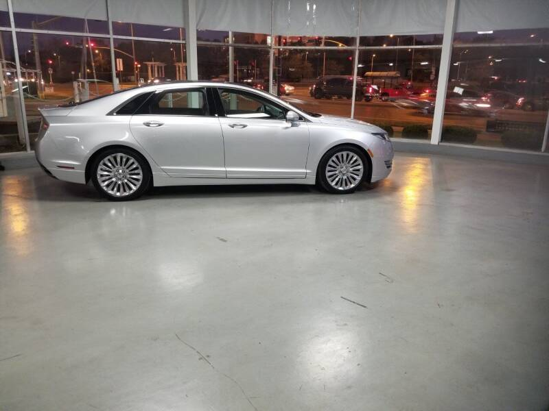 2016 Lincoln MKZ for sale at Computerized Auto Search in Kansas City MO