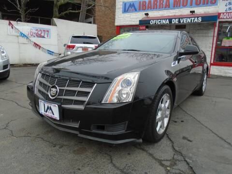 2009 Cadillac CTS for sale at IBARRA MOTORS INC in Cicero IL