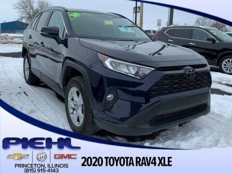 2020 Toyota RAV4 for sale at Piehl Motors - PIEHL Chevrolet Buick Cadillac in Princeton IL