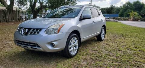 2012 Nissan Rogue for sale at Royal Auto Mart in Tampa FL