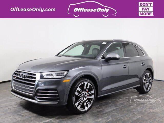 2018 Audi SQ5 for sale in West Palm Beach, FL