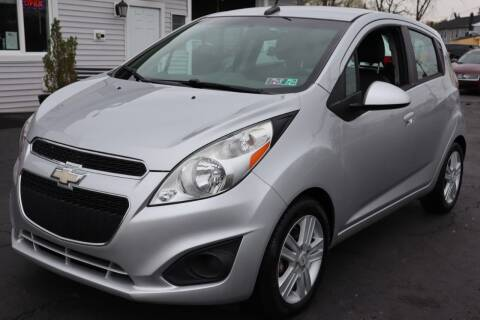 2013 Chevrolet Spark for sale at Randal Auto Sales in Eastampton NJ