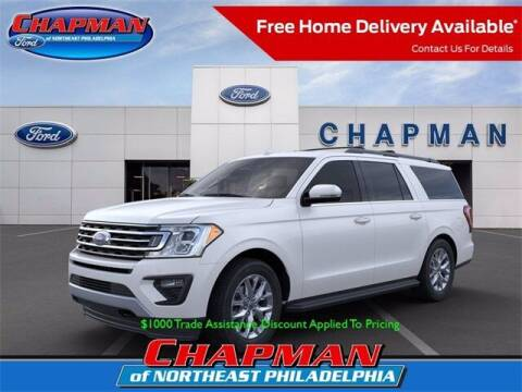 2021 Ford Expedition MAX for sale at CHAPMAN FORD NORTHEAST PHILADELPHIA in Philadelphia PA
