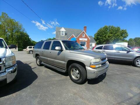2003 Chevrolet Suburban for sale at Regional Auto Sales in Madison Heights VA