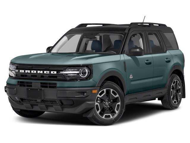 2021 Ford Bronco Sport for sale in Des Moines, IA