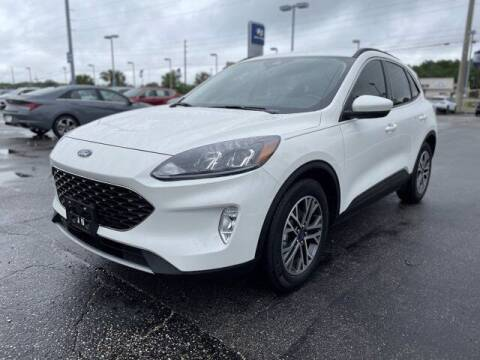 2020 Ford Escape for sale at Mike Schmitz Automotive Group in Dothan AL