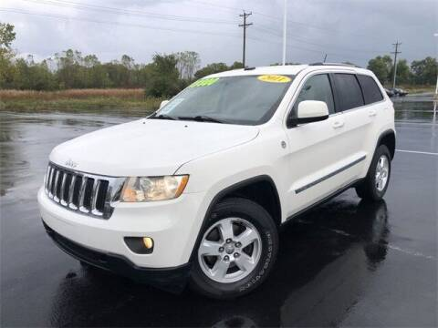 2011 Jeep Grand Cherokee for sale at White's Honda Toyota of Lima in Lima OH