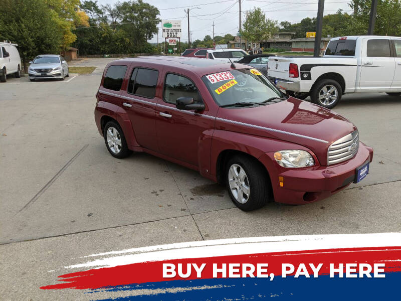 2007 Chevrolet HHR for sale at AmericAuto in Des Moines IA