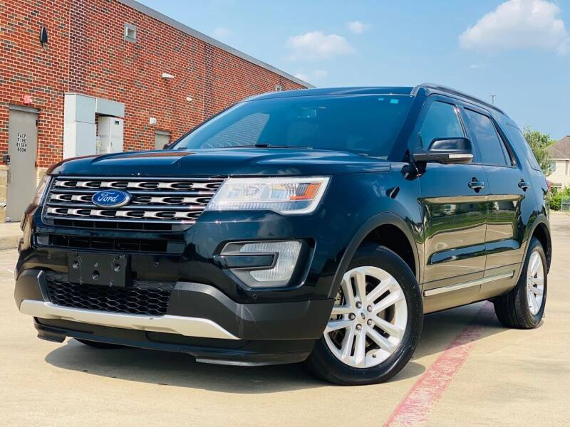 2016 Ford Explorer for sale at AUTO DIRECT in Houston TX