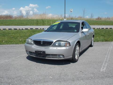 2005 Lincoln LS for sale at Your Choice Auto Sales in North Tonawanda NY