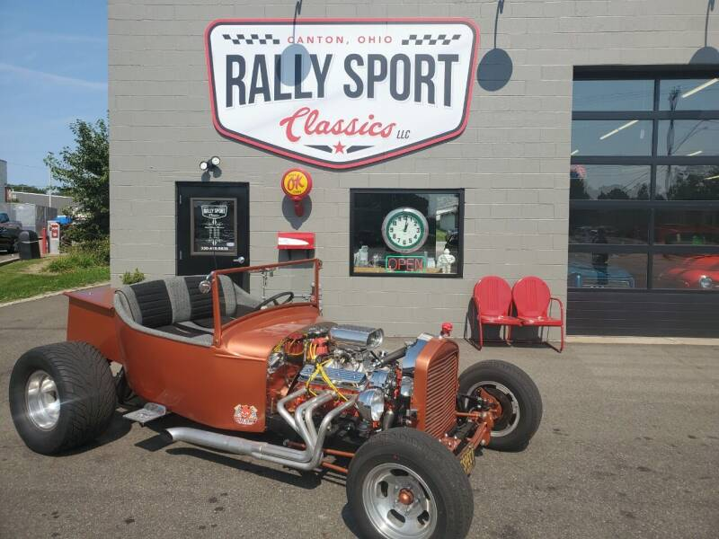 1923 Ford Model T for sale in Canton, OH
