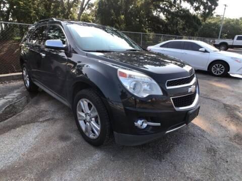 2013 Chevrolet Equinox for sale at Allen Turner Hyundai in Pensacola FL