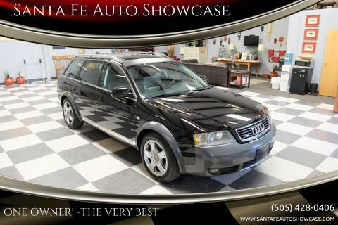 2004 Audi Allroad for sale at Santa Fe Auto Showcase in Santa Fe NM