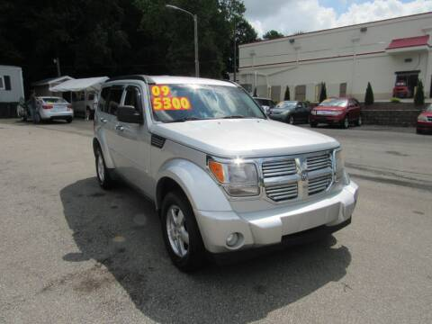 2009 Dodge Nitro for sale at Auto Bella Inc. in Clayton NC