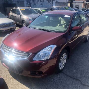 2011 Nissan Altima for sale at Z & A Auto Sales in Philadelphia PA