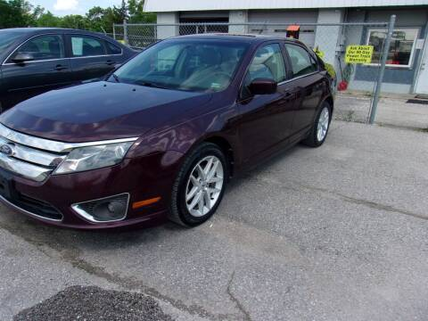 2011 Ford Fusion for sale at HIGHWAY 42 CARS BOATS & MORE in Kaiser MO