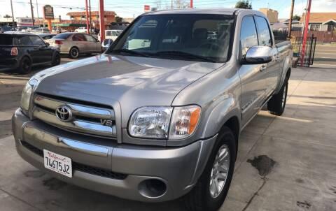 2005 Toyota Tundra for sale at Auto Emporium in Wilmington CA