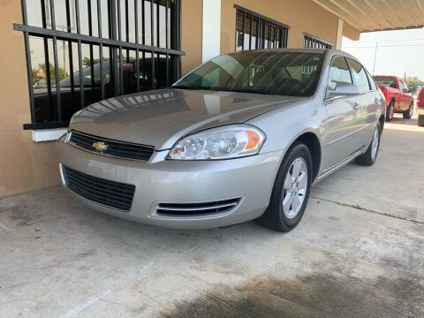 2007 Chevrolet Impala for sale at Eastside Auto Brokers LLC in Fort Myers FL