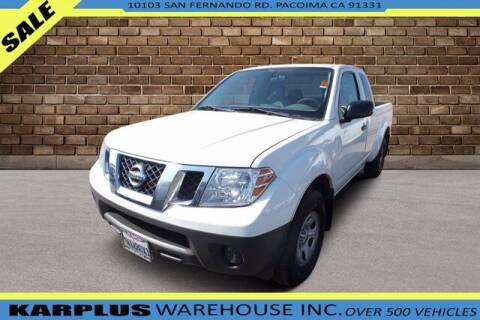2017 Nissan Frontier for sale at Karplus Warehouse in Pacoima CA