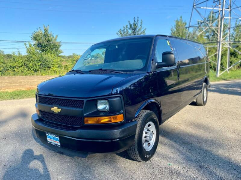 2014 Chevrolet Express Cargo for sale at Siglers Auto Center in Skokie IL
