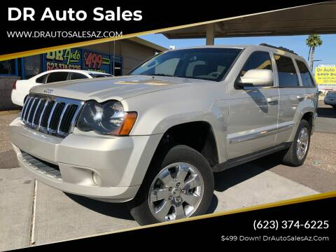 2008 Jeep Grand Cherokee for sale at DR Auto Sales in Glendale AZ