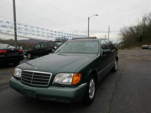 1993 Mercedes-Benz 300-Class for sale at Riverside Auto Sales in Saint Albans WV