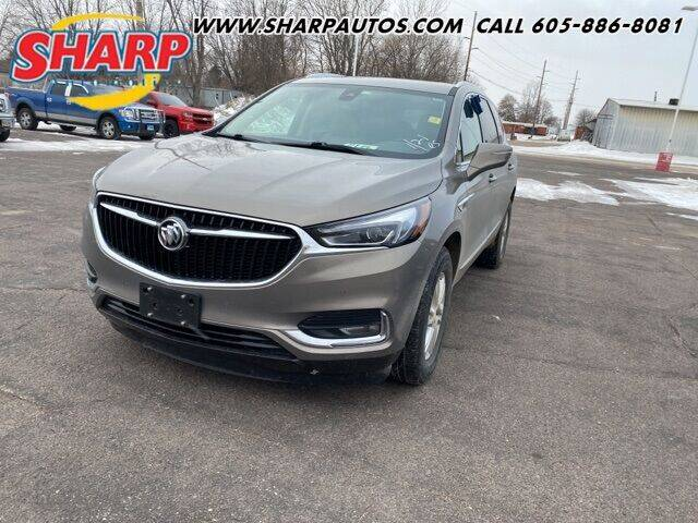 2018 Buick Enclave for sale at Sharp Automotive in Watertown SD