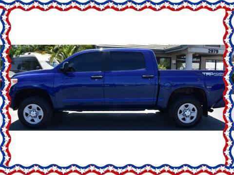 2015 Toyota Tundra for sale at American Auto Depot in Modesto CA